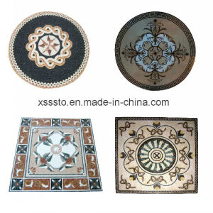 China Cheap Price Pattern Marble Mosaic Pattern Tiles pictures & photos