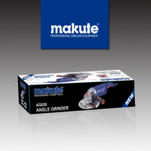 Makute 1400W 115/125mm Electric Angle Grinder (AG005) pictures & photos