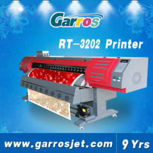 High Speed Indoor/Outdoor advertisement Printer 3D Digital Tarpaulin Printer with Dx5/Dx7 Printhead pictures & photos