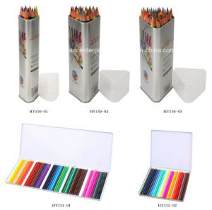 Drawing Water Soluble Promotion Unbreakable Color Pencil pictures & photos