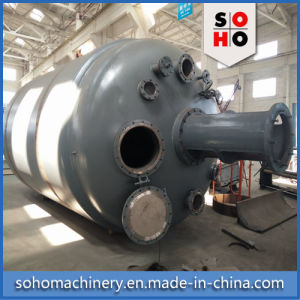 Jacket Heating Stainless Steel Chemical Reactor pictures & photos
