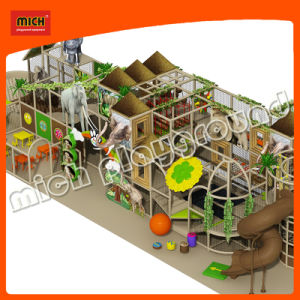 Newest Toddler Equipment Fun Jungle Indoor Playground pictures & photos