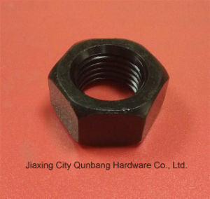 Heavy Hex Nuts ISO4759 Cl. 10 High Strength Steel pictures & photos