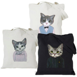 100% Cotton Bag with Logo pictures & photos