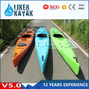 5.0m 1 Person Sit in Sea Kayak for Sale pictures & photos
