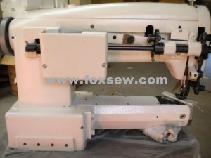 Cylinder Bed Walking Foot Zigzag Sewing Machine pictures & photos