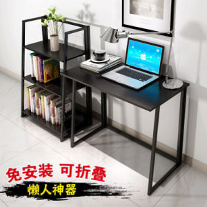 New Design Wooden PC Computer Desks for Home (FS-CD020) pictures & photos