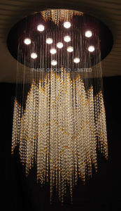 Phine Ceiling Lamp with K9 Crystal for Home or Hotel pictures & photos
