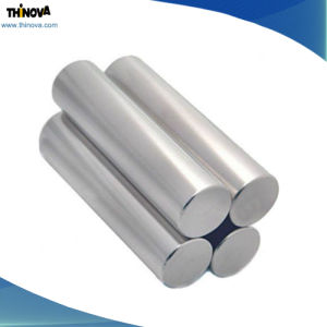 Chinese OEM Round Bar 150mm N52 Neodymium Magnet for Linear Motor/Servo Motor/Generator/Sensor/Pump pictures & photos