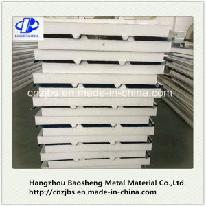 EPS Sandwich Lightweight Compound Board Plystyrene Steel Wall Panel pictures & photos