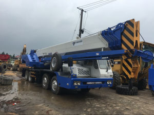 Tadano Used Truck Crane 55t for Sale, Japan Crane Tadano 55ton pictures & photos