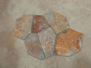 Crazy Shape Cutural Stone Slate Cultural Stone, Culture Stone pictures & photos