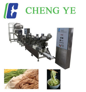 100kg/Hr Noodle Producing Machine / Processing Line 380V pictures & photos