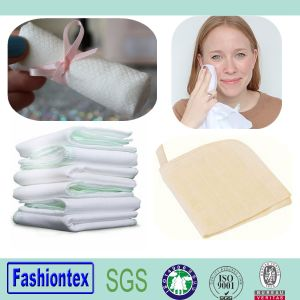 Cosmetic Facial Cloth Skin Care Bamboo Face Washer pictures & photos