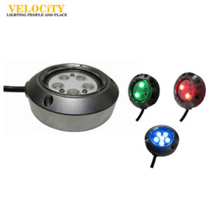 High Power CREE Color Changing IP68 LED Underwater Boat Light pictures & photos