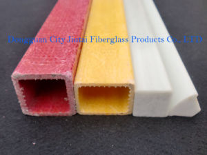 Fiberglass Square Tube with Good Quality pictures & photos