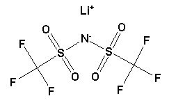 Lithium Bis (trifluoromethanesulphonyl) Imide CAS No. 90076-65-6 pictures & photos