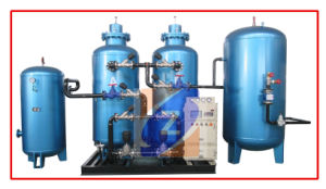 Oxygen Gas Cylinder Filling System with Booster pictures & photos