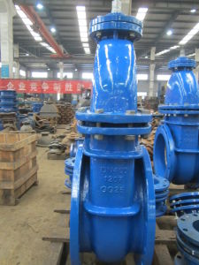 Metal Seated Big Size Gate Valve with Gear Operated