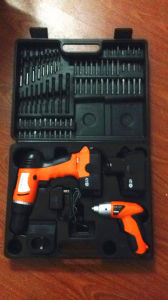 78PCS Cordless Drill Tool Kit (FY1078B1) pictures & photos