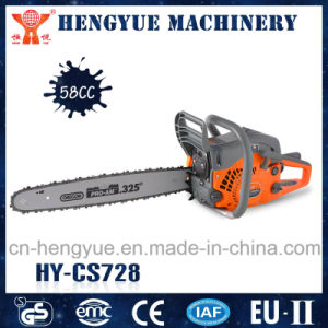 Wood Cutting Machine Chain Saw with High Quality pictures & photos