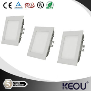 Excellent Quality New Arrival 3W/6W/9W/12W/15W/18W/24W Round LED Panel Light pictures & photos
