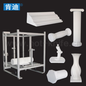 CNC EPS Foam Cutter Hot Wire with Ce/Electric Wire pictures & photos