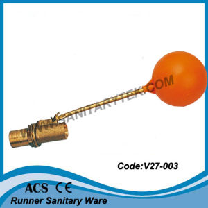 Brass Float Valve (V27-003) pictures & photos