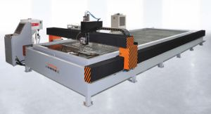 CNC Waterjet Cutting Machine From Tayor pictures & photos