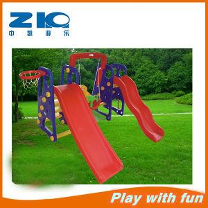 Kindergarten Indoor Plastic Slide Play Sets pictures & photos
