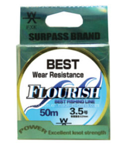 Premium Strength Nylon Monofilament Fishing Line pictures & photos