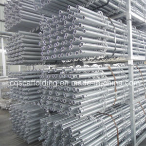 Ringlock Scaffolding System for Building Construction Project