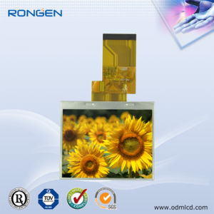 3.5 Inch LCD Panel High Brightness TFT LCD Screen pictures & photos