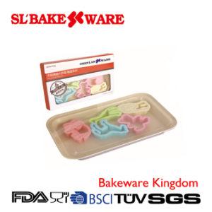 6PCS Baking Sets Carbon Steel Nonstick Bakeware (SL BAKEWARE)