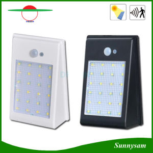 LED Solar Garden Light with 3.7V 2000mAh 24 LED pictures & photos