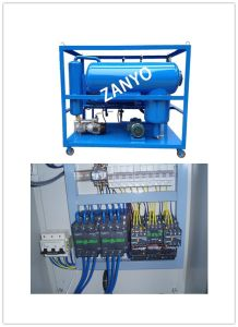 Single Stage Vacuum Insulating Oil Filtration Machine (ZYS) pictures & photos