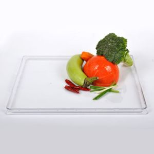 "Rectangular Smooth Dish 2.7 Oz with 15""Rectangular Tray pictures & photos"