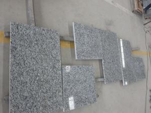Spray White Granite Stone Countertop for Kitchen/Vanity pictures & photos