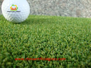 Natural Looking Synthetic Turf for Golf pictures & photos