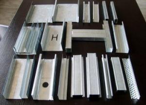 Galvanized Steel Channel (UW 25-100) pictures & photos