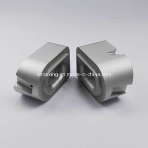 CNC Machining of Aluminum Machinery Part