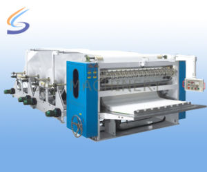 Ftm (2T~10T) Facial Tissue Folding Machine pictures & photos