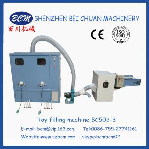 Toy Stuffing &Pillow Filling Machine (BC502-3) pictures & photos