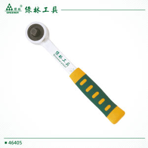 Greenery Patent Ratchet Handle Wrench (Cheapest Price Long Use Life) pictures & photos