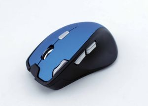 7D Wireless Mouse with Double Click Function pictures & photos