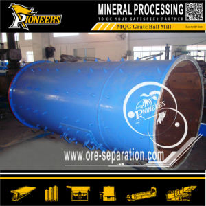 Mqg Mining Grinder Wet Ore Milling Grate Ball Mill Machinery pictures & photos