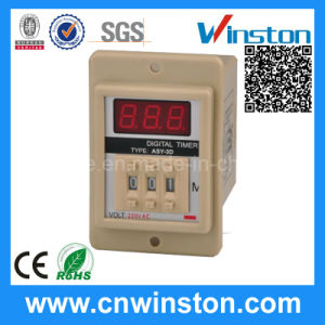 Electronical Programmable Countdown Digital Time Relay with CE pictures & photos