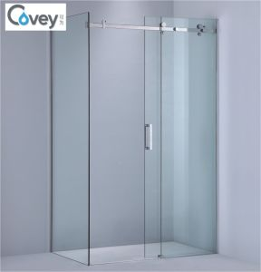 Sliding Stainless Steel Bathroom Shower Enclosure with Ce Certification (KW05) pictures & photos