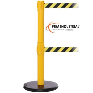 Rollersafety 250 Twin Belts Queue Safety Retractable Barrier pictures & photos