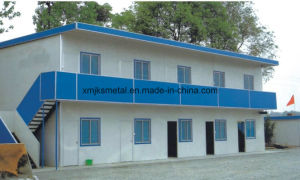 Steel Structure Warehouse Temporary Office Workers′ Dormitory pictures & photos